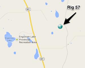 Trinidad Rig 57 (click image to view interactive map in Rig Hunter)