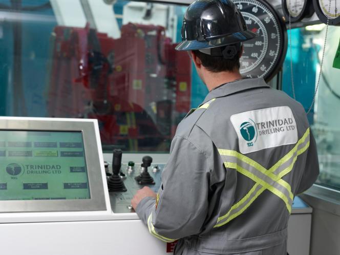 Trinidad Drilling, driller