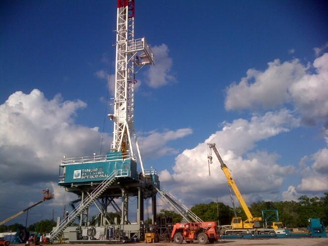 Trinidad Drilling's Rig 601
