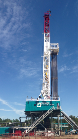 Trinidad Drilling Rig 135