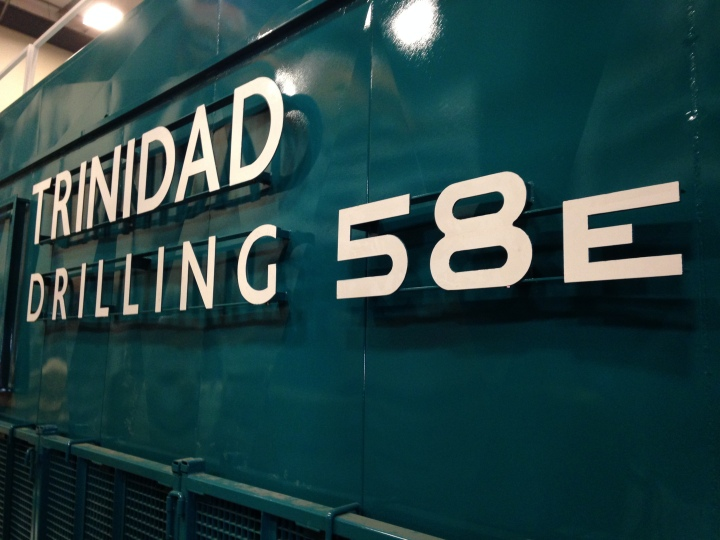 Trinidad Rig 58