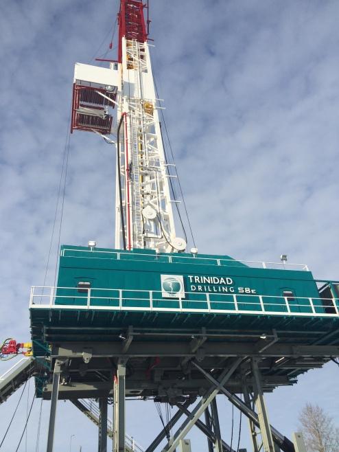 Trinidad Drilling Rig 58