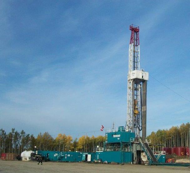 Trinidad Drilling Rig 41