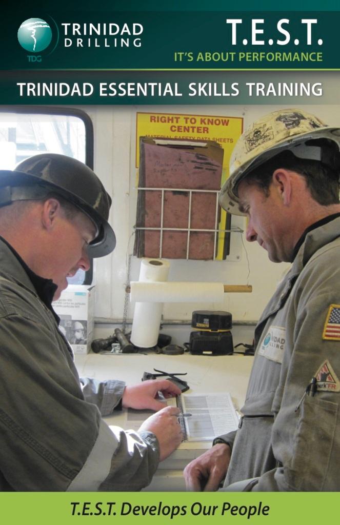 Trinidad Drilling T.E.S.T. program
