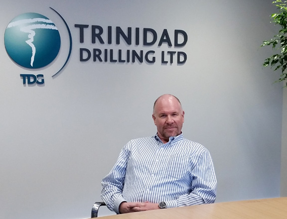 Randy Hawkings Trinidad Drilling