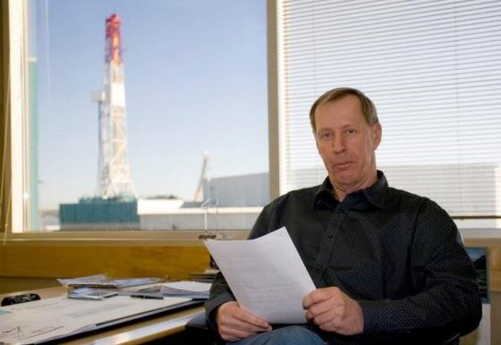 Bill Dunbar, Senior Vice President, Trinidad Drilling Canadian Operations