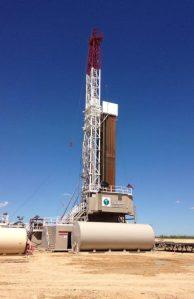 Trinidad Drilling Rig 445