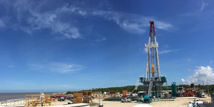 Trinidad Drilling Rig 704 Villahermosa, Mexico