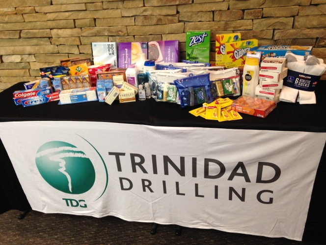 Trinidad Drilling Operation Turkey Houston, Texas