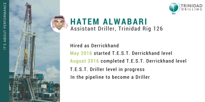 Trinidad Essential Skills Training Profile Saudi Arabia