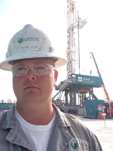 Trinidad Drilling International Rig Manager Wayne Adam