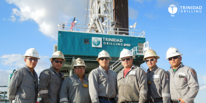 Trinidad Drilling reaches its lowest company-wide TRIR in history