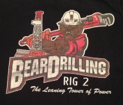 Bear Rig 2 t-shirts designed by Lachance's brother