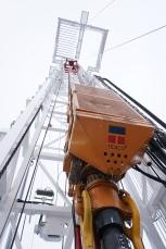 Rig 44 350-ton top drive