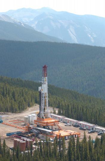 Trinidad Drilling Rig 35