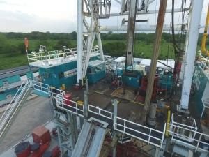 Trinidad Drilling Rig 702