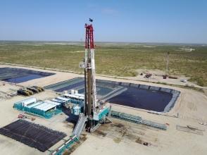 Trinidad Drilling Rig 140