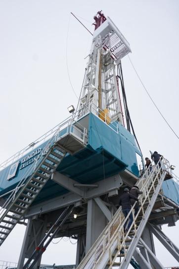 Trinidad Drilling Rig 452