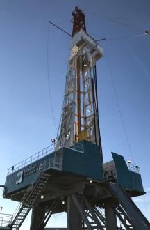 Trinidad Drilling Rig 451