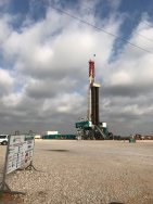 Trinidad Drilling Rig 124