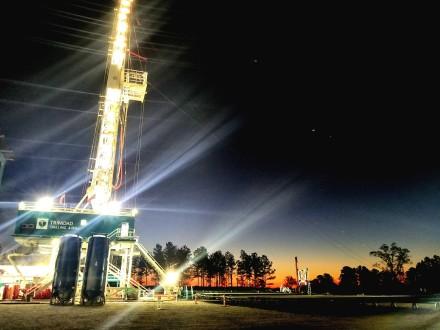 Trinidad Drilling Rig 132