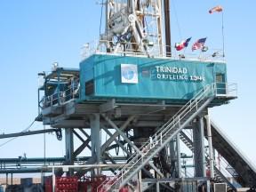 Trinidad Drilling Rig 134