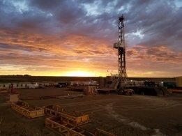 Trinidad Drilling Rig 423