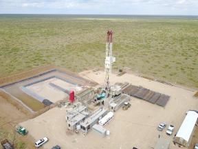 Trinidad Drilling Rig 433