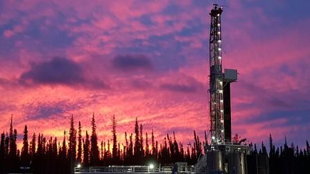 Trinidad Drilling Rig 444