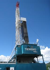Trinidad Drilling Rig 46
