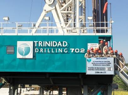 Trinidad Rig 702