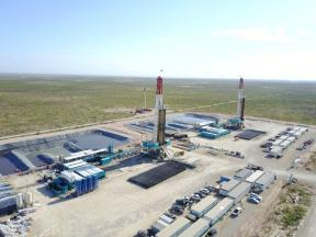Trinidad Drilling Rigs 140 and 141