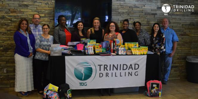 Team Trinidad's 2017 community involvement – Trinidad Drilling