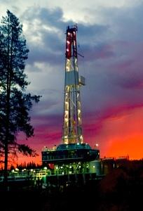Trinidad Drilling Rig 39