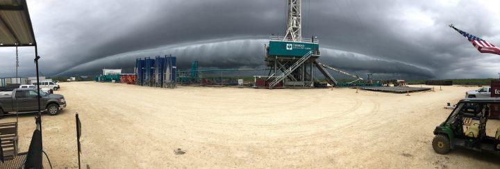 Trinidad Drilling Rig 137